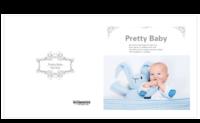 Pretty Baby-方8寸硬壳精装照片书