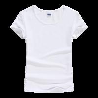 自由DIY-女款莫代尔T恤