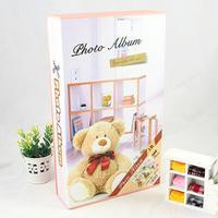 5寸甜美熊相册影集(300张)