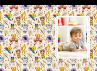 儿童  萌娃 宝贝 纪念 照片可替换-硬壳精装照片书22p