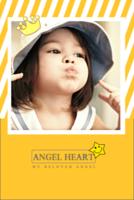 心爱小天使-亲子-宝贝-童年成长-8x12双面水晶印刷照片书20p