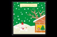 圣诞节——童话森林(亲子、友谊、可爱)-8x8水晶照片书