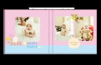 韩式儿童相册{甜蜜的梦}-6x6高清银盐照片书