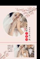三生三世我爱你-印刷胶装杂志册26p(如影随形系列)