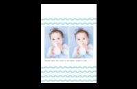 萌娃宝贝纪念-8x12印刷单面水晶照片书21p