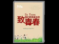 致青春-唯美杂志册-A4时尚杂志册(24p)