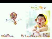 beautiful world 美丽世界 插画童年记忆JAN18-硬壳精装照片书22p