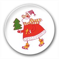 圣诞老人-4.4个性徽章