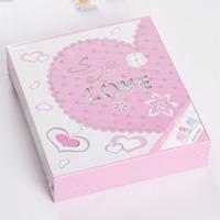 6寸(200张)love镂空相册影集