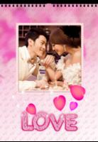 LOVE (婚典,恋爱,回忆,全家福等)-A3双月挂历