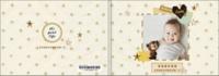 星星的耳语-超百搭-宝宝成长足迹(封面照片文字可更改)-6x8轻装文艺照片书40P