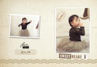 甜心宝贝-青葱岁月照片书