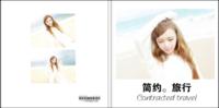 简约旅行游记--节日 旅游 青春 朋友-8x8轻装文艺照片书40p
