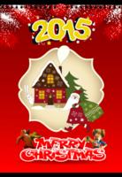 2015熊出没之圣诞来袭-A3挂历