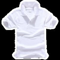 自由DIY-男款纯色POLO衫