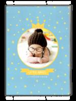 我家的小天使-小小的你是最闪亮的星-A4杂志册(40P)