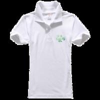 青春不散场  最后的班服-女款纯色POLO衫