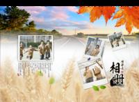 珍藏同学录(毕业 聚会 青春 友谊)-精装硬壳照片书60p