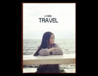 旅行(封面图片可更换)-8寸竖式木版画