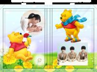 梦幻亲子青春-硬壳精装照片书20p
