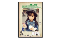 时尚 可更换照片 萌娃 亲子 纪念册-8x12单面银盐水晶照片书
