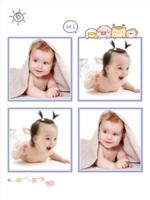 baby-16寸竖式海报