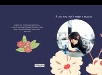 紫槿之园#-毕业季铜版纸照片书24P