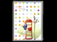 时尚-A4时尚杂志册