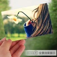 自由DIY-18张全景明信片(横款)
