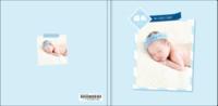 宝宝成长录-儿童相册 宝贝 周岁 百天纪念-8x8轻装文艺照片书80p