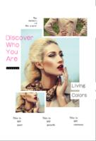 Living Colors 多彩生活 原创欧美经典风范-定制lomo卡套装(25张)