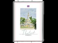 我的泰国之旅-A4时尚杂志册(26p)