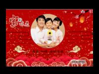 【家的味道】亲子全家福系列(图文可改)-亚克力台历
