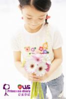 公主日记(图片可换)女宝宝女生专用-24寸竖式海报