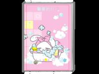 美丽心情-宝宝成长-情侣纪念-家人温馨-旅行时刻-A4时尚杂志册(24p)