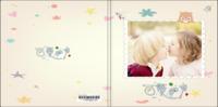 可爱的你,欢乐童年好伙伴-8x8轻装文艺照片书40p