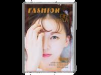 时尚fashion(照片可替换)--潮流 青春 唯美 写真-A4时尚杂志册(26p)