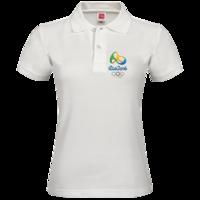 2016里约奥运会-女款纯色POLO衫