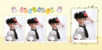 可爱宝贝成长日记 让人留恋的童年 快乐宝宝萌娃最美留念-8x8PU照片书NewLife