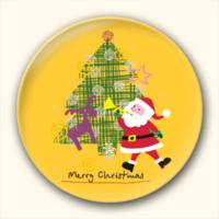 个性 徽章/圣诞