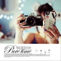 纯美时光--旅行 青春 简洁-精美高档PU照片书10x10
