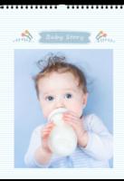 Baby Story(记录宝贝成长的点滴)-A3挂历