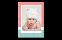 可爱的小萌娃 超级宝贝 甜心宝宝的幸福生活-8x12印刷单面水晶照片书21p