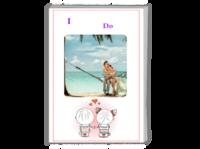 I   Do-A4时尚杂志册(24p)