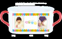 快乐宝贝的彩色童年 美好记忆9181151-骨瓷变色杯