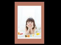 可爱宝贝 萌宝宝 样图可以换-A4杂志册(24p) 亮膜