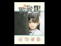 拼接童年-A4杂志册(24p) 亮膜