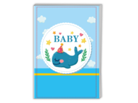 BABY#-A4时尚杂志册(26p)