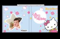 精美-honey可爱宝贝-helloKitty主题-全镂空相框-超值性价比-宝贝相册佳选-6x6照片书