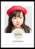 Beloved#-A4环装杂志册42p